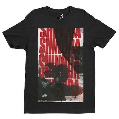 Mike Shinoda Running Sdrawkcab Long Sleeve Tee