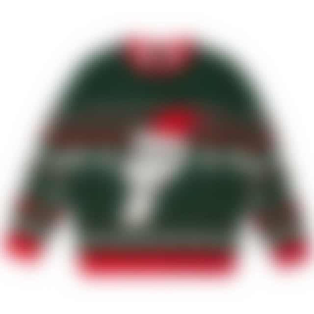 Mike Shinoda Boris Holiday Knit Sweater