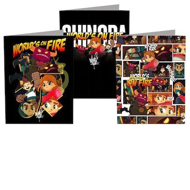 Mike Shinoda World's On Fire 3pc Folder Set