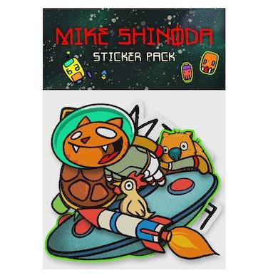Mike Shinoda Dropped Frames V2 Sticker Pack