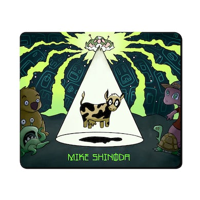 Mike Shinoda DF V3 Cover Mouse Pad