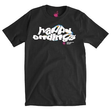Happy Endings Logo Tee