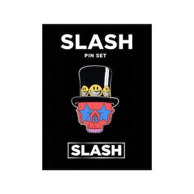Slash LTD Skull Pin Set