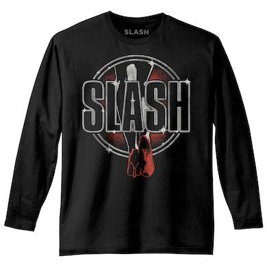 Slash Lost Inside The Girl Long Sleeve Tee