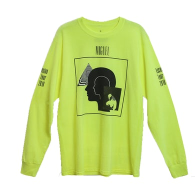 Abstract Tour Long Sleeve