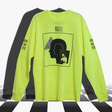Miguel Abstract Tour Long Sleeve