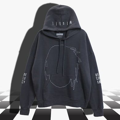 Miguel Ascension Iridescent Hoodie