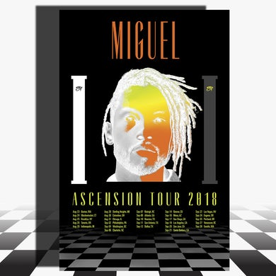 Miguel Ascension Poster