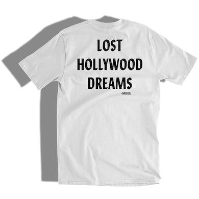Miguel Lost Dreams White Tee