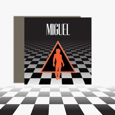 Miguel Silhouette Pin