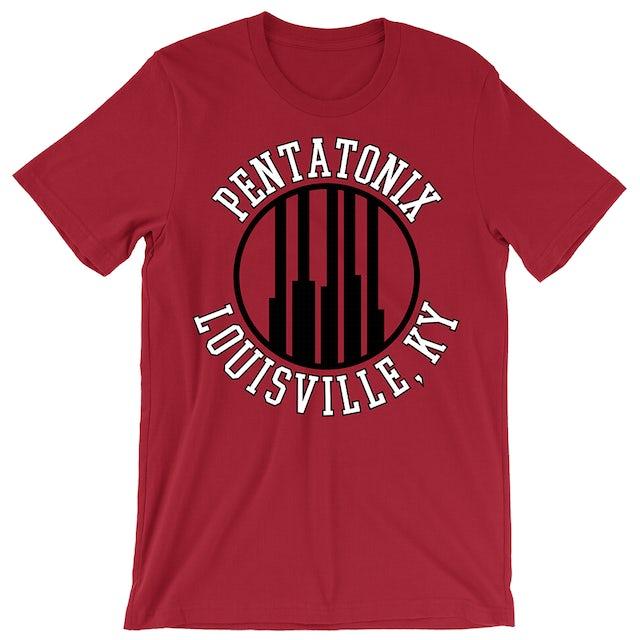 Pentatonix Louisville Tour Tee