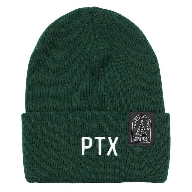 Pentatonix Green PTXmas Beanie