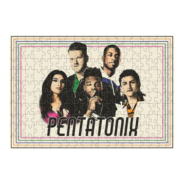 Pentatonix Vintage Group Puzzle