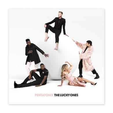 Pentatonix The Lucky Ones CD
