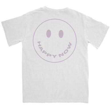 Pentatonix Happy Now Smiley Tee
