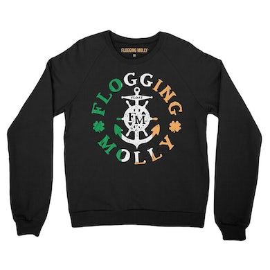 Flogging Molly Irish Anchor Sweatshirt