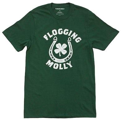 Flogging Molly Horseshoe Tee