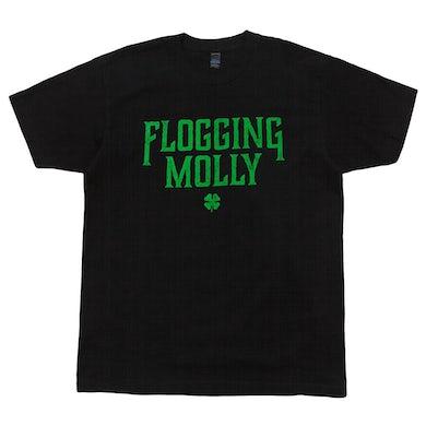 Flogging Molly Shamrock Tour Tee