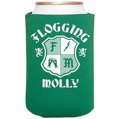 Flogging Molly FM Crest Standard Koozie