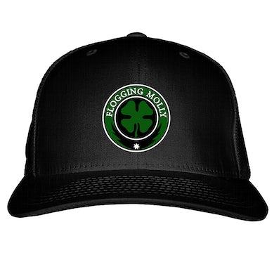 Flogging Molly Shamrock Trucker Hat
