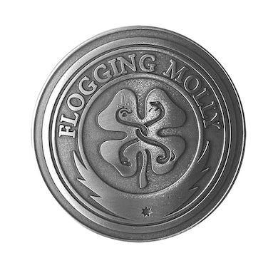 Flogging Molly Classic Logo Buckle