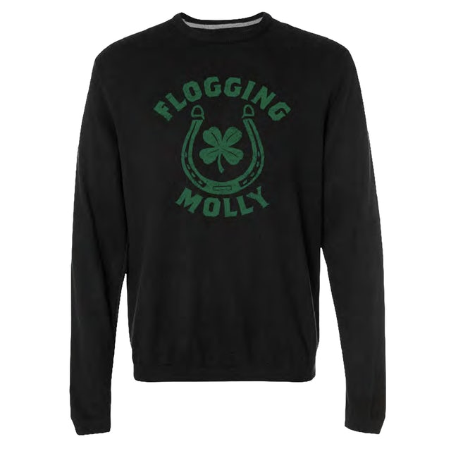 Flogging Molly FM Jacquard Sweater