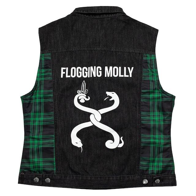 Flogging Molly Snake Vest