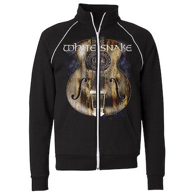 Whitesnake Unzipped Track Jacket
