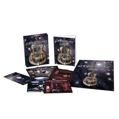 Whitesnake Unzipped Super Deluxe Edition Box Set