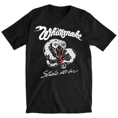 Whitesnake 35th Slide It In Tee