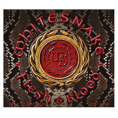 Whitesnake Flesh & Blood Deluxe Edition Box Set