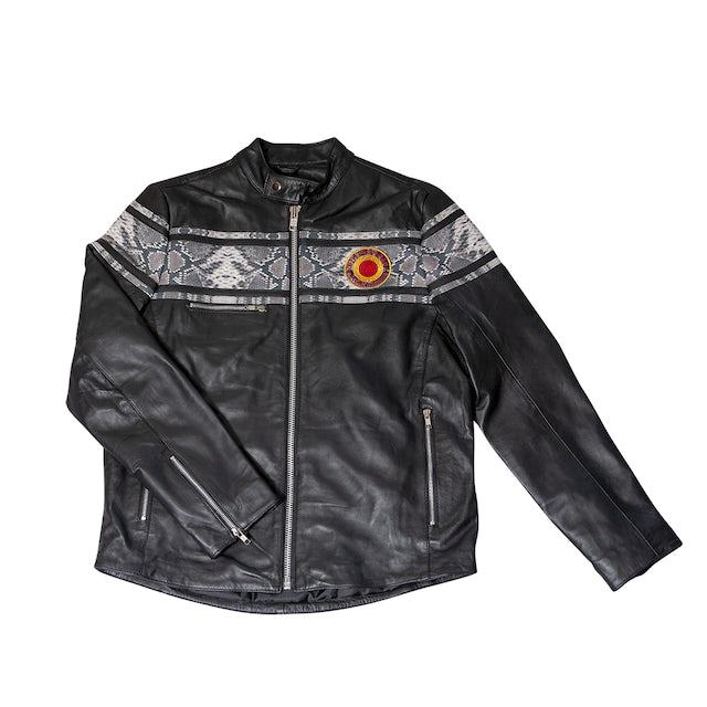 Whitesnake Flesh & Blood Leather Jacket