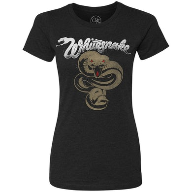Whitesnake Troublemaker Ladies Tee