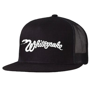 Whitesnake Script Hat