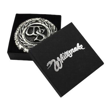 Whitesnake WS Belt Buckle