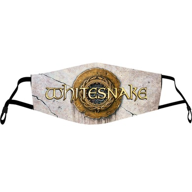 Whitesnake Medallion Mask