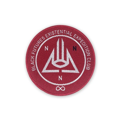 Never Not Nothing Logo Patch
