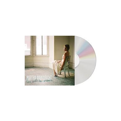 Martha Wainwright Love Will Be Reborn  CD