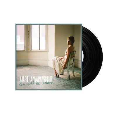 Martha Wainwright Love Will Be Reborn  Vinyl