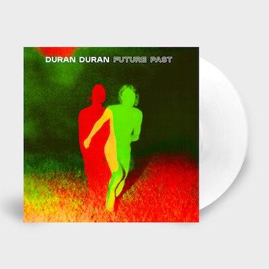 Duran Duran FUTURE PAST White Vinyl
