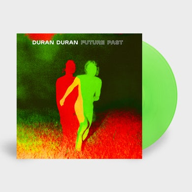 Duran Duran FUTURE PAST GREEN VINYL Vinyl