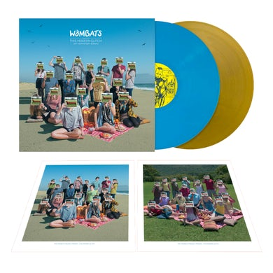 The Wombats This Modern Glitch Double LP (Vinyl)