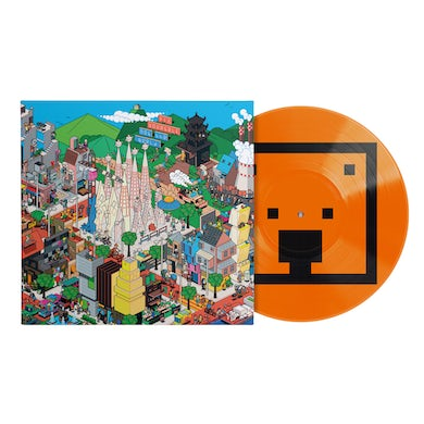 The Wombats Fix Yourself, Not The World Picture Disc Picture Disc