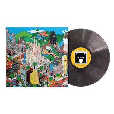 The Wombats Fix Yourself, Not The World Eco LP (Vinyl)