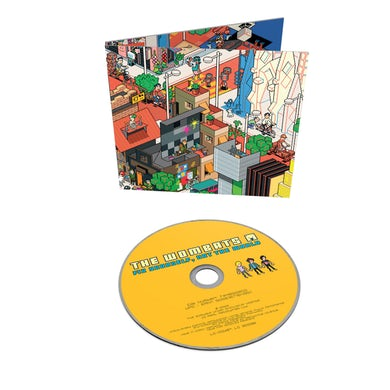 The Wombats Fix Yourself, Not The World CD
