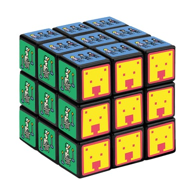 The Wombats Rubiks Cube