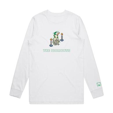 The Wombats Yoga Skeleton Long Sleeve T-Shirt