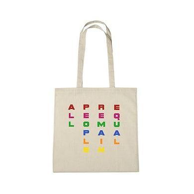 APRE All People Remain Equal Tote Bag - Natural