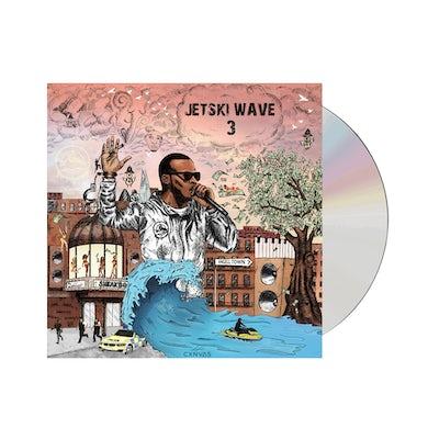 Sneakbo Jetski Wave 3 (Signed) CD