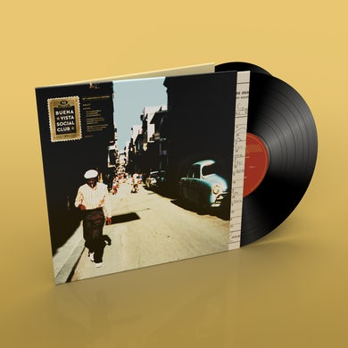Buena Vista Social Club 25th Anniversary 180G Gatefold Double Heavyweight LP (Vinyl)